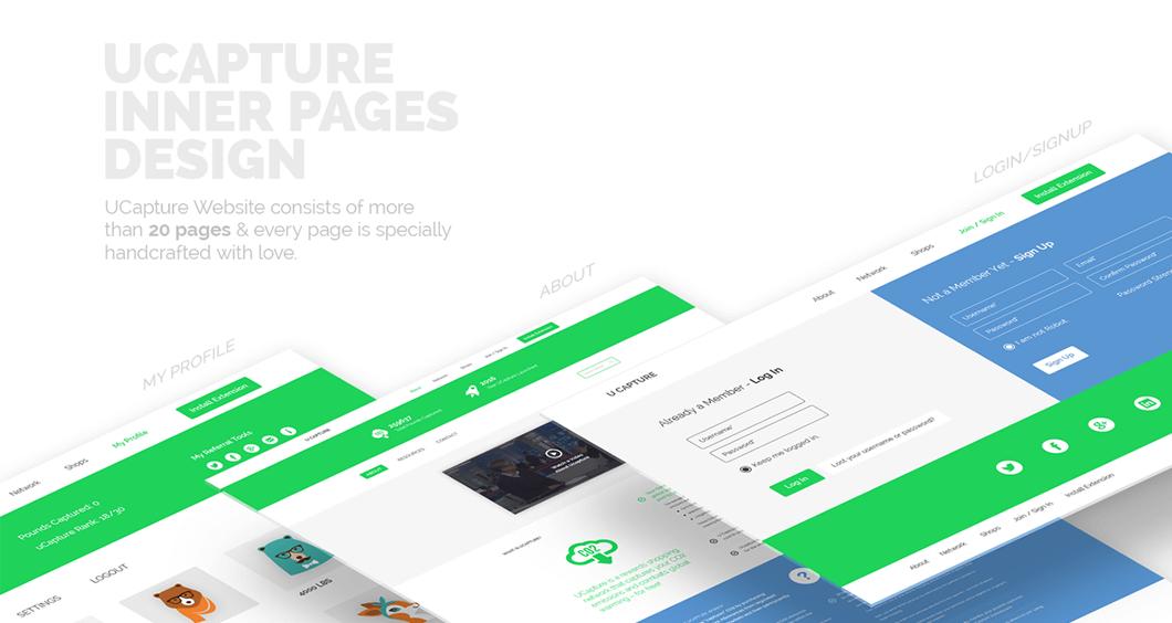 UCapture (Web)