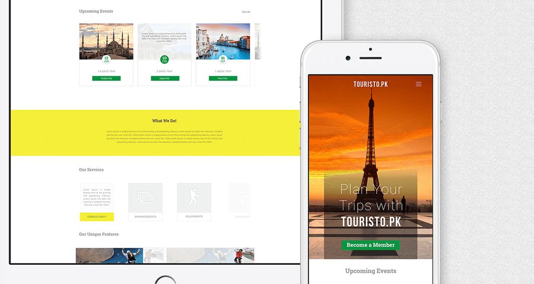 Touristo (Web)